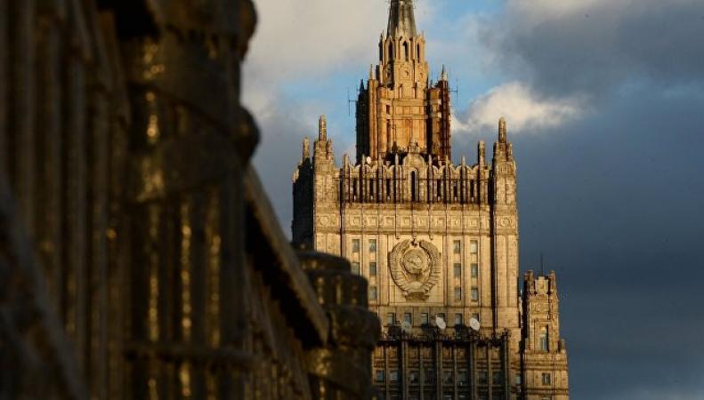 Департамент информации и печати МИД России
