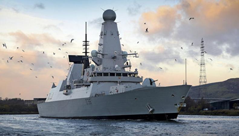 Британские СМИ назвали отправку корабля Соединенного Королевства в Черное море посланием российскому президенту