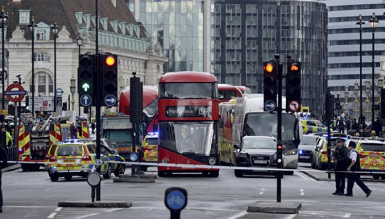 Избегайте в Лондоне мест повышенной опасности
