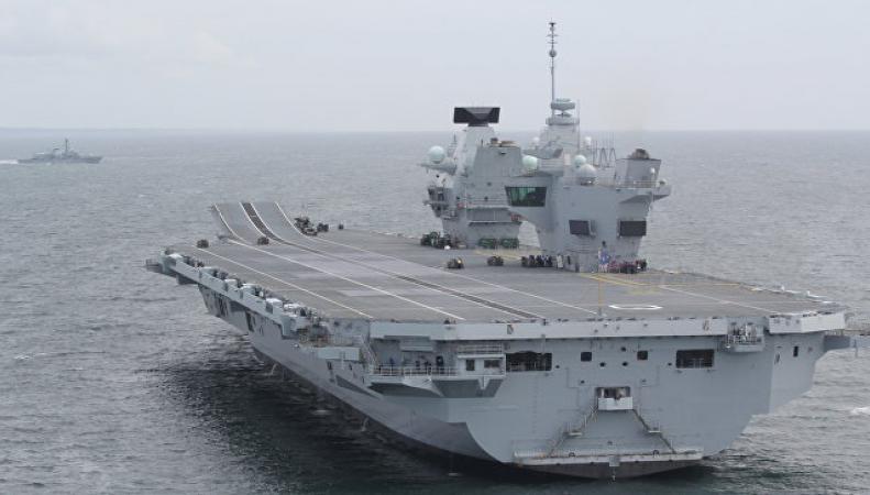 ракеты потопят флот Британии
