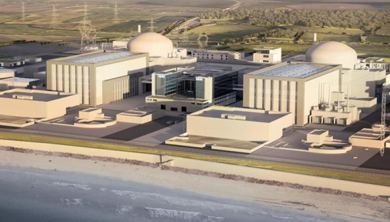 Причину заморозки британско-китайского партнерства по Hinkley Point раскрыли в США фото:theguardian.com