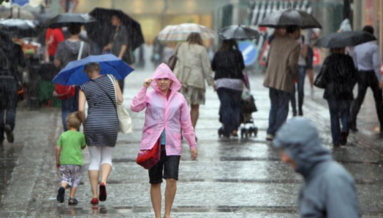 Погода в Великобритании на выходные: объявлено штормовое предупреждение