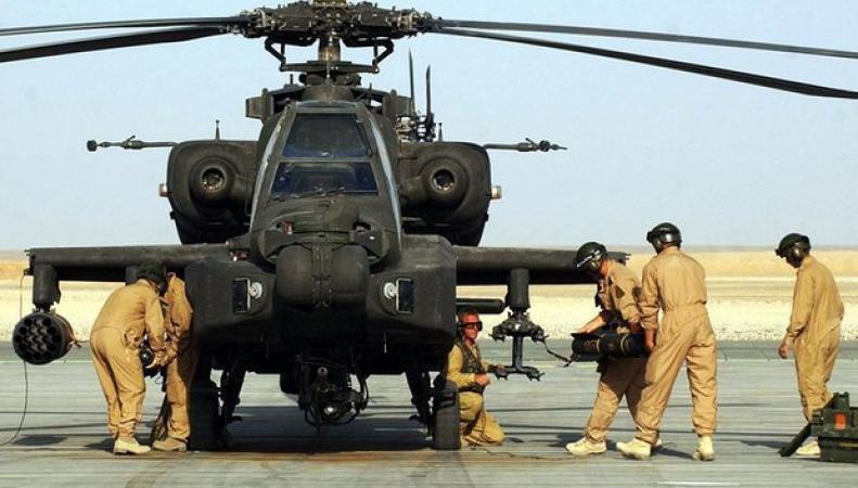 Британские ВВС лишились квалифицированных офицеров из-за конфликта по зарплате фото:the guardian.com