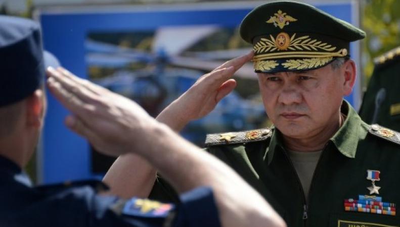 Шойгу рассказал о принятых мерах на действия НАТО