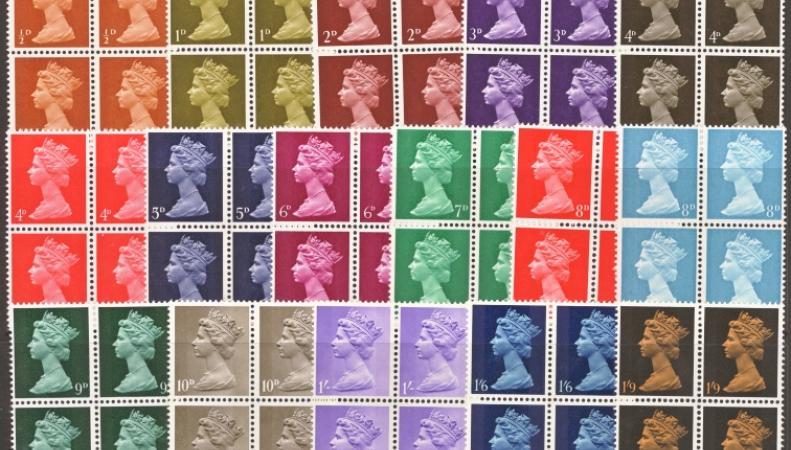 Royal Mail отметила юбилей знаменитой почтовой марки