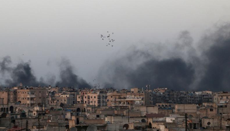 Россия выдвинула условия перемирия в Алеппо