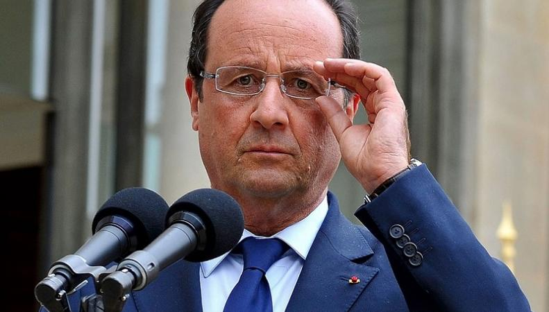 Олланд решил надавить на Россию по вопросу перемирия в Алеппо