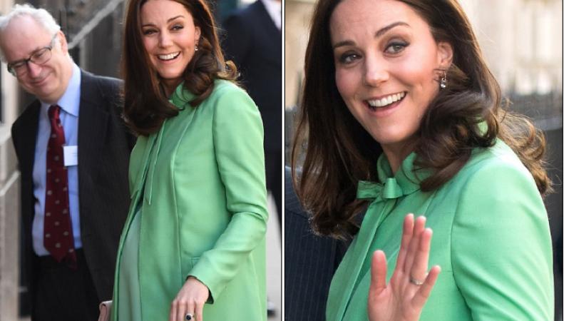 Когда родит герцогиня Кейт?
