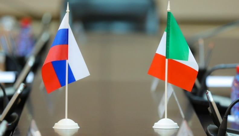 Россия - Италия