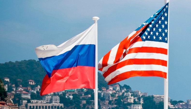 США Россия