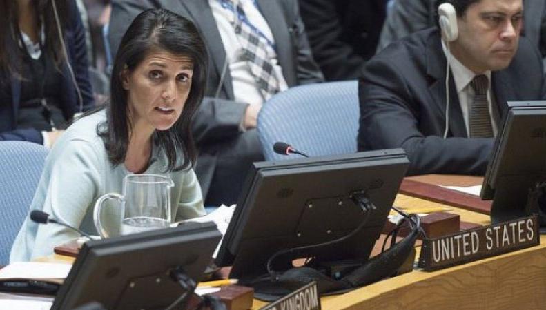 Постпред США при ООН сообщила овозможности неменее серьезных мер вСирии