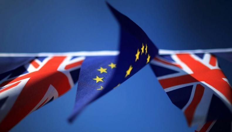 ЕС Британия