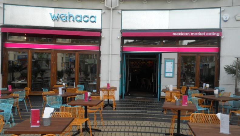 В Британии сеть ресторанов закрылась