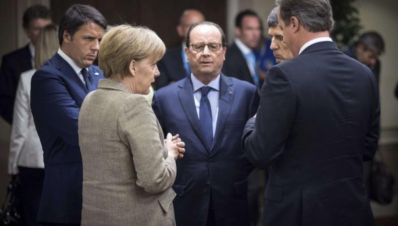 Вашингтон может оставить Евросоюз один на один с Россией