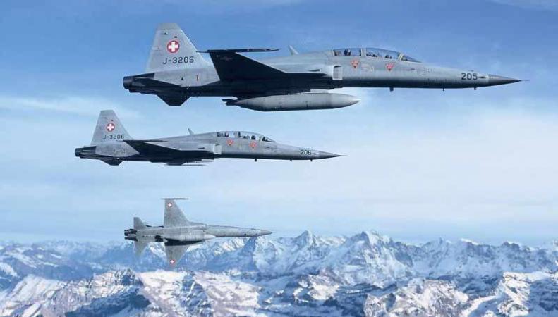 Швейцария пояснила, почему подняла истребители кправительственному самолетуРФ