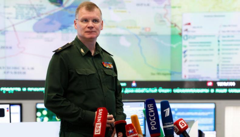 Минобороны РФ устроило разнос Лондону за голословные обвинения