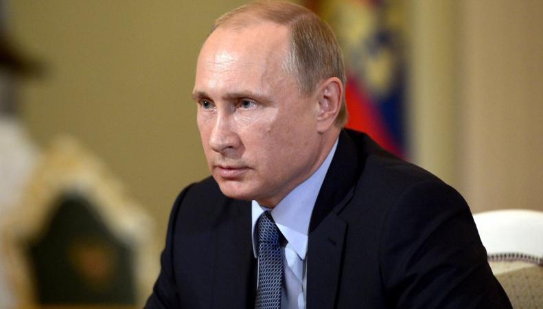 Путин резко отозвался