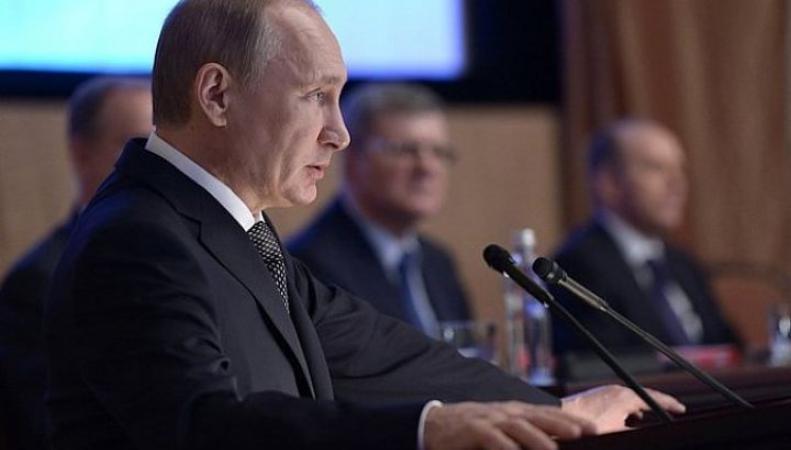 РФ превосходит любого потенциального противника — Путин
