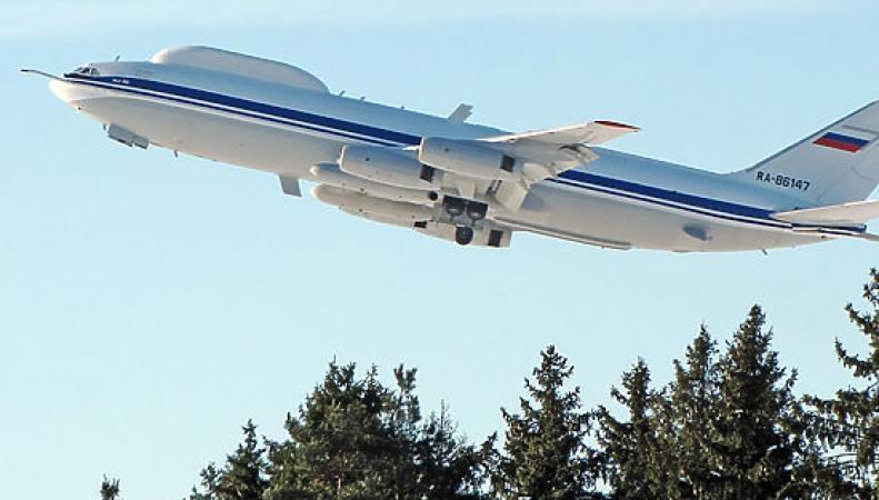 В России объявили о создании второго «самолета Судного дня»