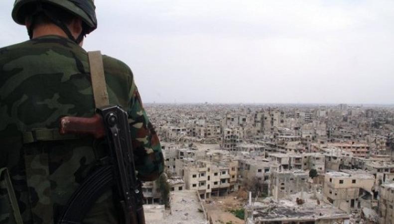 """""""Гуманитарный коридор"""" в Сирии"""