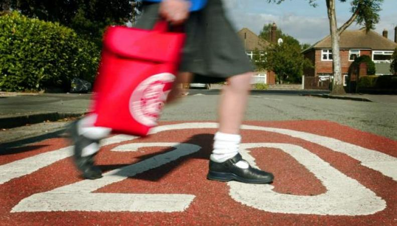 Жители Шотландии высказались за ужесточение скоростного режима в городах фото:heraldscotland