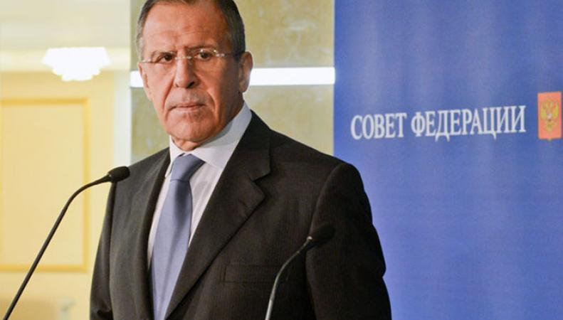 Министр иностранных дел РФ выступил в Госдуме РФ на «Правительственном часе»
