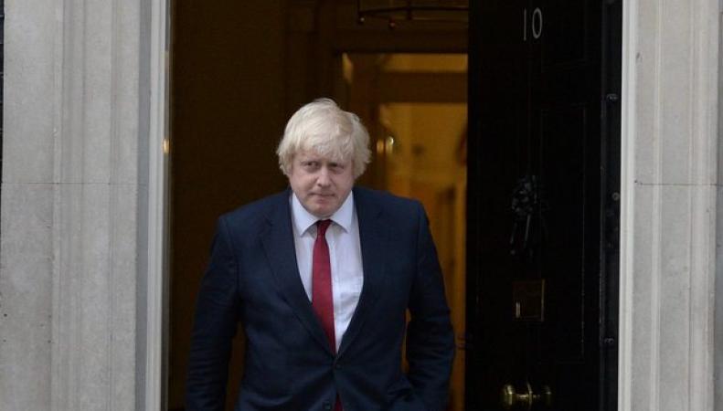 Борис Джонсон возглавил правительство Великобритании фото:theguardian.com