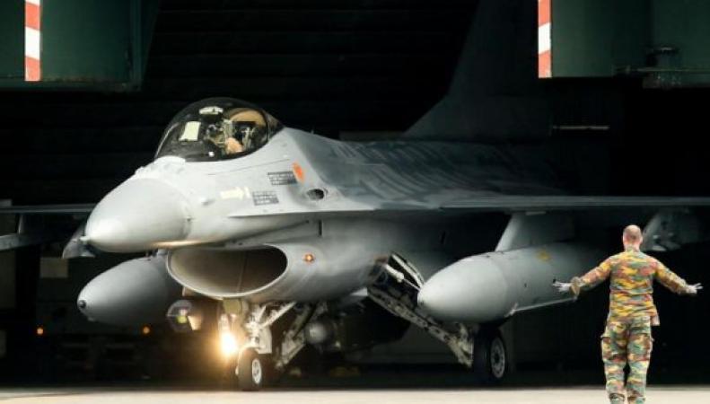 ВВС Бельгии