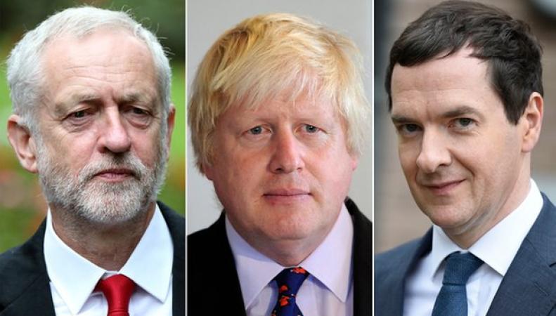 Борис Джонсон, Джордж Осборн и Джереми Корбин могут лишиться своих мест в Парламенте фото:theguardian.com