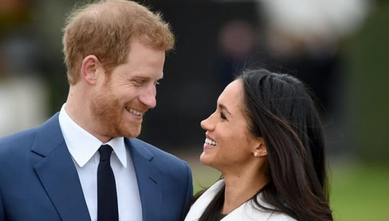 Кенсингтонский дворец официально назвал дату свадьбы принца Гарри и Меган Маркл