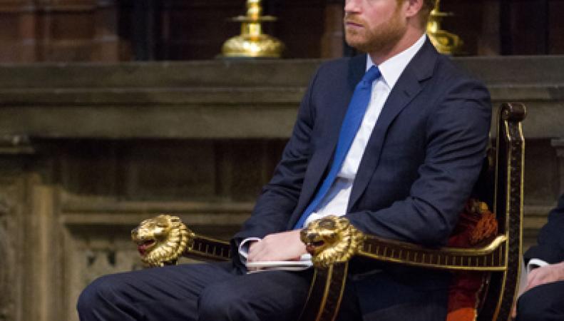 «Я никогда не стану королем» честное признание принца Гарри