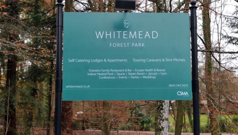 Скандальные туристы не поделили парковую зону в Глостершире