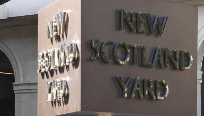 Скотланд-Ярд арестовал пенсионерку по подозрению в шпионаже против Великобритании фото:theguardian