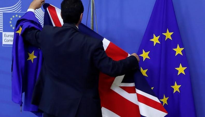 Великобритания не впечатлила Евросоюз предложением нового таможенного соглашения фото:theguardian