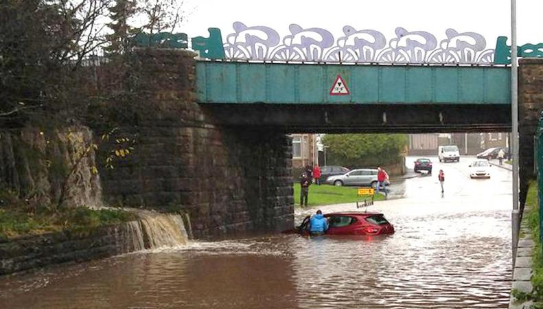 Северо-западные графства Англии оказались неподготовленными к новому наводнению