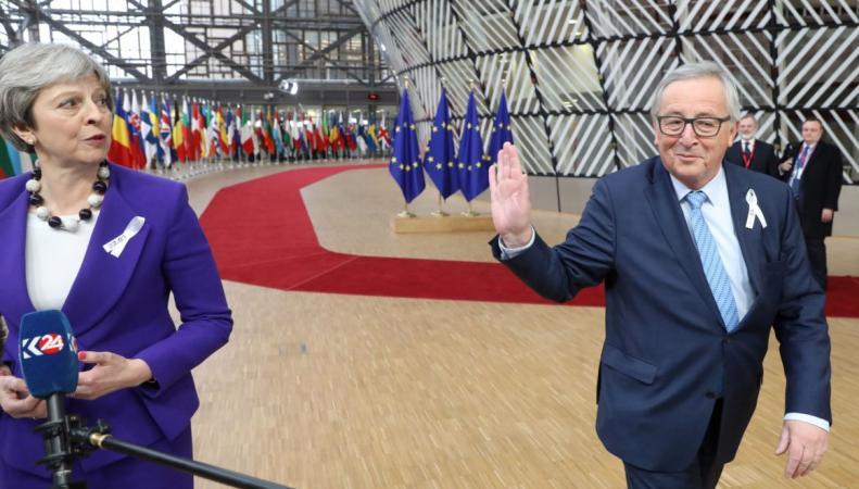 Евросоюз утвердил переходный период в отношениях с Великобританией