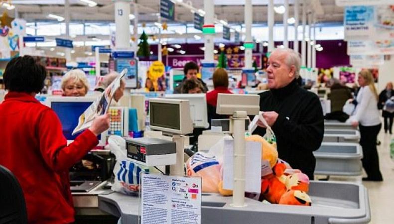 Рост цен в Британии