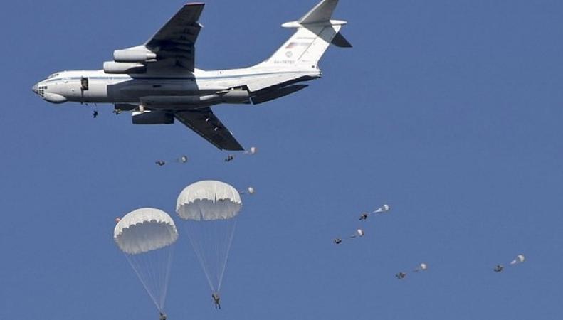 Британские СМИ: НАТО считает учения в Крыму незаконными