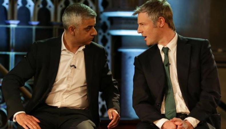 Выборы мэра Лондона: Как это будет фото:bbc.com