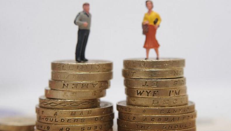 гендерное равенство на работе