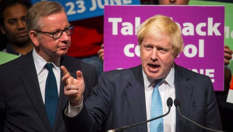 Джонсон пошел на попятную в вопросе о мигрантах после Brexit фото:theguardian.com