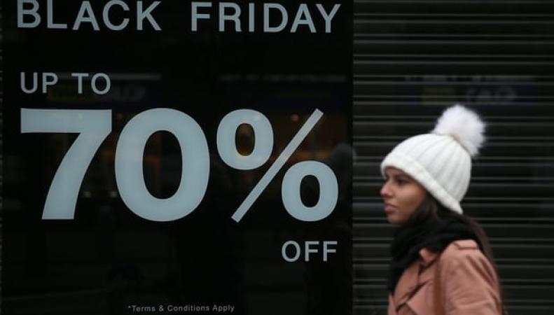 Черная пятница в Великобритании: Что, где и почем