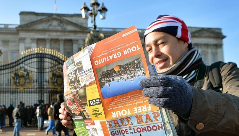 Великобритания ожидает рекордного наплыва туристов в следующем году