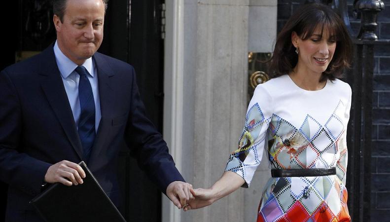Дэвид Кэмерон  объявил об отставке