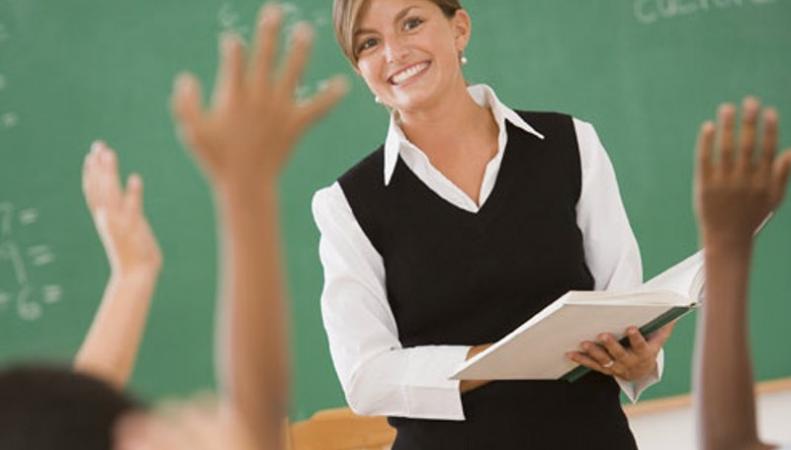 Британская учительница стала звездой интернета