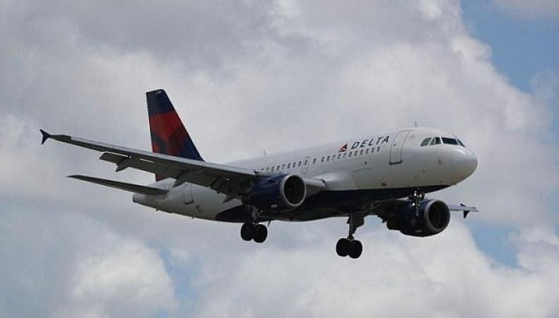 Экстренная посадка самолета в Манчестере
