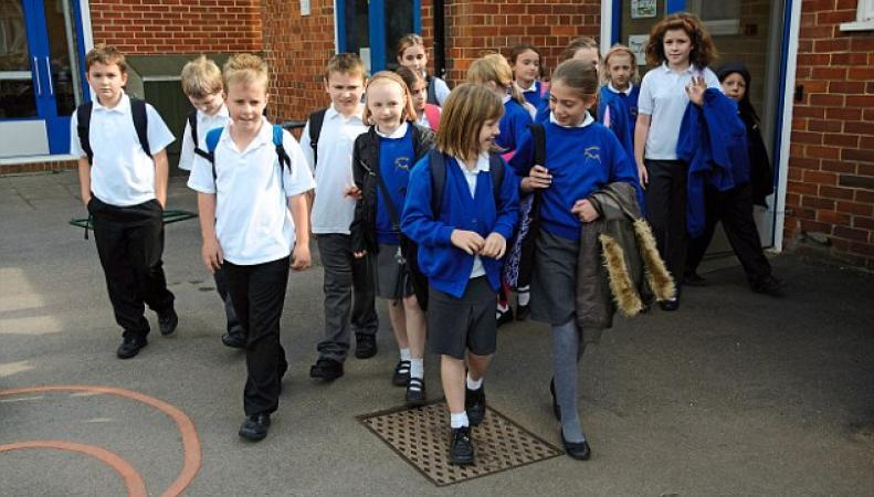 Школы в Великобритании