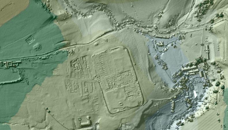 Англию просканируют лазером для создания трехмерной карты