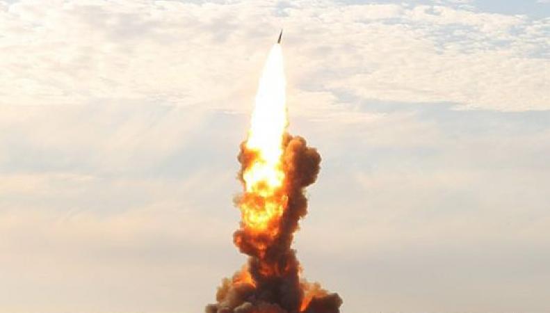 Россия провела запуск противоракеты