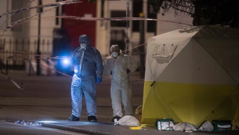 Ночная бойня в центре Лондона: Не исключен теракт фото:theguardian.com